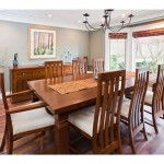 5169 Ashfeild Vancouver - dining room